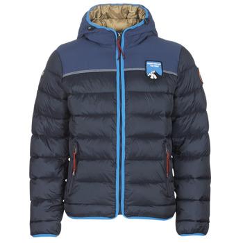 Textil Muži Prošívané bundy Napapijri ARIC Tmavě modrá