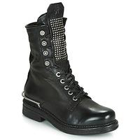 Boty Ženy Kotníkové boty Airstep / A.S.98 BRET METAL Černá