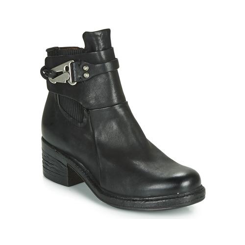 Boty Ženy Kotníkové boty Airstep / A.S.98 NOVA 17 CHELS Černá