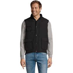 Textil Svetry / Svetry se zapínáním Sols WELLS POLAR WORK Negro