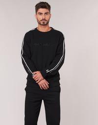 Textil Muži Mikiny Diesel WILLY Černá