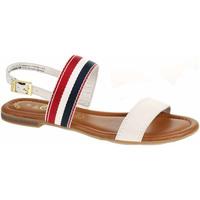 Boty Ženy Sandály S.Oliver Dámské sandály  5-28111-22 white Bílá