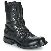 Boty Ženy Kotníkové boty Moma CUSNA NERO Černá