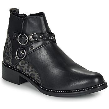 Boty Ženy Kotníkové boty Regard ROABIL V2 METALCRIS Černá