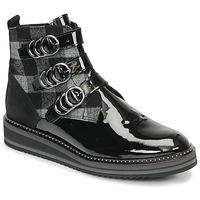 Boty Ženy Kotníkové boty Regard ROCPOL V3 VERNIS Černá
