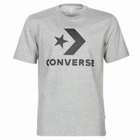 Textil Muži Trička s krátkým rukávem Converse STAR CHEVRON Šedá