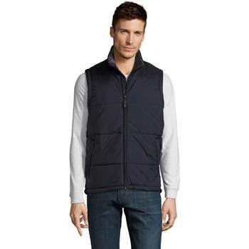 Textil Muži Prošívané bundy Sols WARM PRO WORK Azul