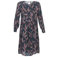 Textil Ženy Společenské šaty See U Soon 9222127 Tmavě modrá / Bordó