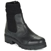 Boty Dívčí Kotníkové boty Citrouille et Compagnie LOBINOUTE Černá