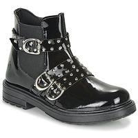 Boty Dívčí Kotníkové boty Citrouille et Compagnie LIRONDEL Černá