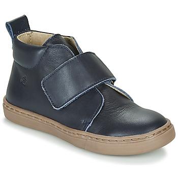 Boty Chlapecké Kotníkové boty Citrouille et Compagnie FOJAMO Tmavě modrá