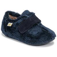 Boty Chlapecké Papuče Citrouille et Compagnie LAFINOU Tmavě modrá