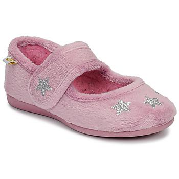Boty Dívčí Papuče Citrouille et Compagnie LAFIFOU Růžová