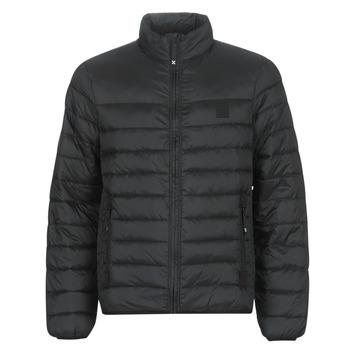 Textil Muži Prošívané bundy Oxbow L2JUNCO Černá