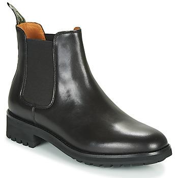 Boty Muži Kotníkové boty Polo Ralph Lauren BRYSON CHLS Černá