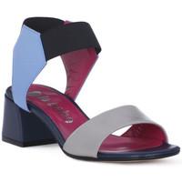 Boty Ženy Sandály Le Babe 5021 MIRANDA NERO Nero
