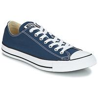 Boty Nízké tenisky Converse CHUCK TAYLOR ALL STAR CORE OX Tmavě modrá