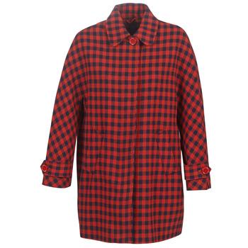 Textil Ženy Kabáty Benetton SIDUDEL Hnědá
