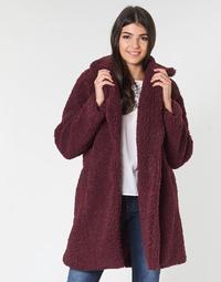 Textil Ženy Kabáty Naf Naf BIPROTEST Švestková