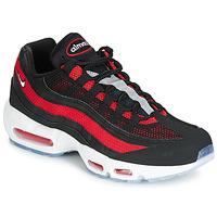 Boty Muži Nízké tenisky Nike AIR MAX 95 Černá / Červená