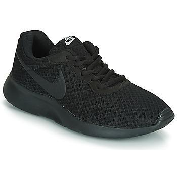 Boty Ženy Nízké tenisky Nike TANJUN W Černá