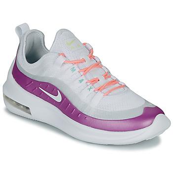 Boty Ženy Nízké tenisky Nike AIR MAX AXIS W Bílá / Fialová