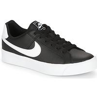 Boty Ženy Nízké tenisky Nike COURT ROYALE AC W Černá / Bílá