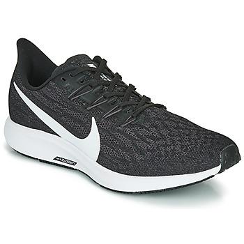 Boty Muži Běžecké / Krosové boty Nike AIR ZOOM PEGASUS 36 Černá / Bílá