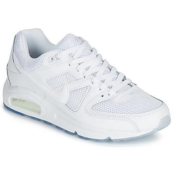 Boty Muži Nízké tenisky Nike AIR MAX COMMAND Bílá