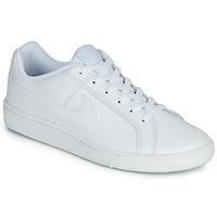 Boty Muži Nízké tenisky Nike COURT ROYALE Bílá