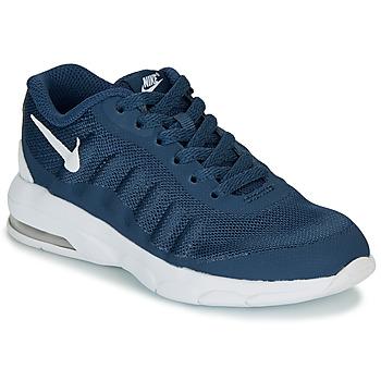 Boty Děti Nízké tenisky Nike AIR MAX INVIGOR PRE-SCHOOL Modrá