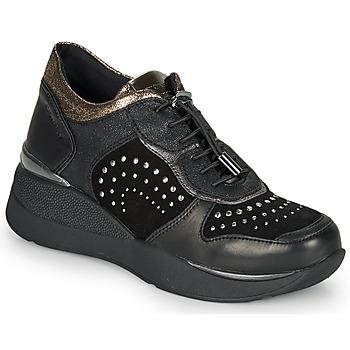 Boty Ženy Nízké tenisky Stonefly ELETTRA 6 Černá