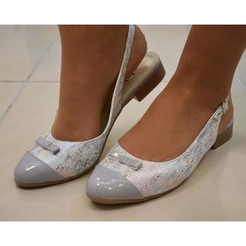 Boty Ženy Sandály Just Mazzoni Dámske sivé sandále EVELINE sivá