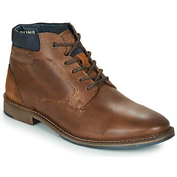 Boty Muži Kotníkové boty Redskins JAMILO Hnědá