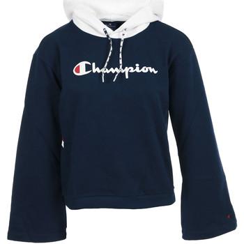 Textil Ženy Mikiny Champion Hooded Sweatshirt Wn's Černá