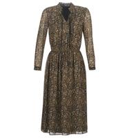 Textil Ženy Krátké šaty Deeluxe SELENA Černá