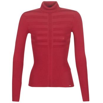 Textil Ženy Svetry Morgan MENTOS Červená