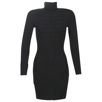 Textil Ženy Krátké šaty Morgan RMENTO Černá