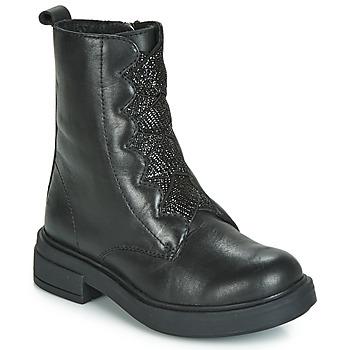 Boty Dívčí Kotníkové boty Gioseppo ABENBERG Černá