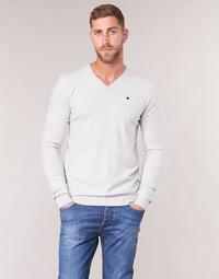 Textil Muži Svetry Teddy Smith PIKO Bílá