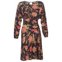 Textil Ženy Krátké šaty Derhy BANQUISE Černá / Vícebarevná