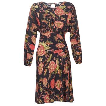 Textil Ženy Krátké šaty Derhy BANQUISE Černá