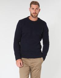 Textil Muži Svetry Schott PLOUTRIDER1 Tmavě modrá