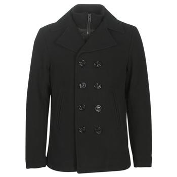 Textil Muži Kabáty Schott CYCLONE3 Černá