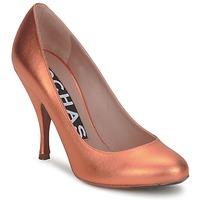 Boty Ženy Lodičky Rochas RO18061-90 Oranžová metalíza