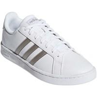 Boty Ženy Nízké tenisky adidas Originals Grand Court Bílé