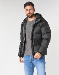 Textil Muži Prošívané bundy Marc O'Polo 929080170324-991 Černá