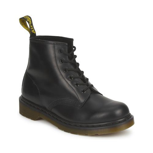 Boty Kotníkové boty Dr Martens 101 Černá