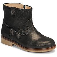 Boty Dívčí Kotníkové boty Pablosky 475157 Bronzová