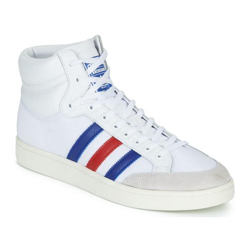 Boty Kotníkové tenisky adidas Originals AMERICANA HI Bílá / Modrá / Červená
